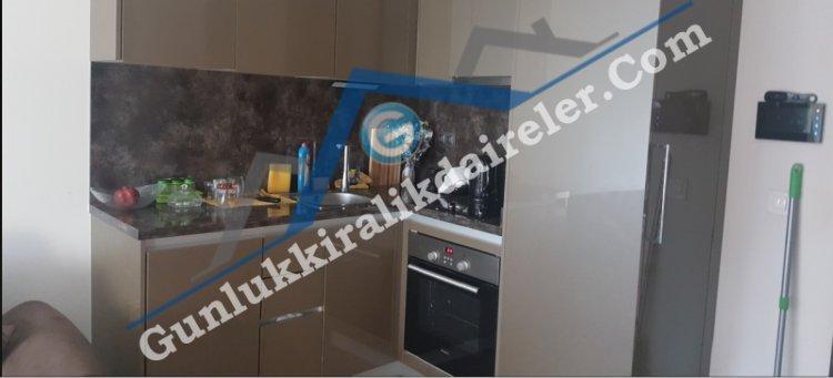 Rezidans Studio Daire 1+1 Temiz Ataköy