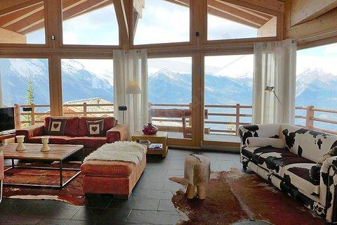 Bolu Kartalkaya Dağında Günlük Kiralık Dağ Evi